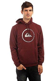Толстовка кенгуру Quiksilver Big Logo Hood Port Royale