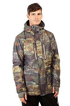 Куртка Quiksilver Dark Stormy Woodland