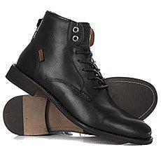 Ботинки высокие Levis Baldwin Derby Lace Regular Black