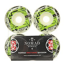 ������ ��� ���������� Nomad At Work Wheels White/Green 101A 53 mm