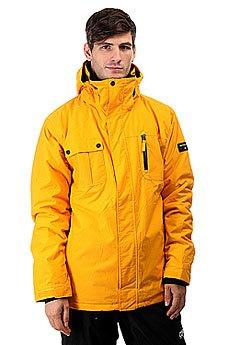 Куртка Quiksilver Mission Solid Cadmium Yellow
