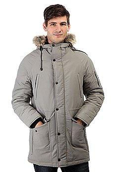 Куртка парка Anteater Alaska Light Grey