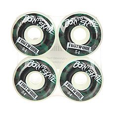 ������ ��� ���������� Footwork Wheels Green Camo 98A 54 mm