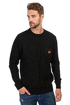 Свитер Rip Curl Marshall Crew Sweater Black Marled