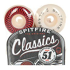 ������ ��� ���������� Spitfire Classic White/Red 99A 51 mm