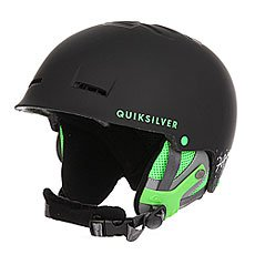 Шлем для сноуборда Quiksilver Fusion Green Flash