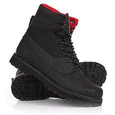 Ботинки зимние DC Uncas Black