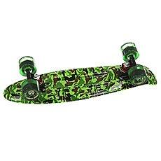 ����� ���� ������� Turbo-FB Camo Black/Green/Greeny 6 x 22 (55.9 ��)