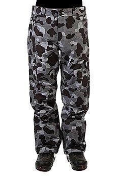 Штаны сноубордические DC Banshee Camouflage