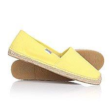 Эспадрильи женские Soludos Original Dali Sunshine Yellow