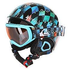 Шлем для сноуборда детский Quiksilver Game Pack Chakalapaki Origin