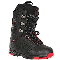 Ботинки для сноуборда DC Scendent Black/Red