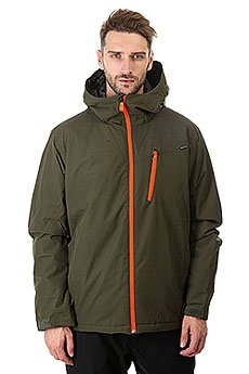Куртка Quiksilver Mission Plus Forest Night