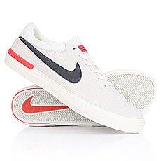Кеды низкие Nike Koston Hypervulc Ivory Black Ember Glow