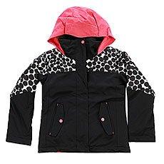 Куртка детская Roxy Jetty Colorblock Irregular Dots True