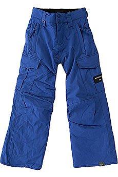 Штаны сноубордические детские Quiksilver Porter Sodalite Blue