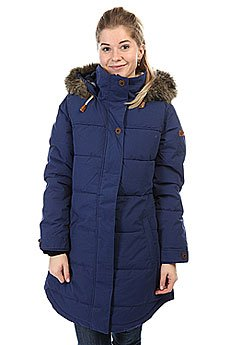 Куртка парка женская Roxy Ellie Blue Print