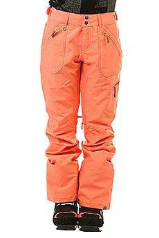 Штаны сноубордические женские Roxy Nadia Camellia
