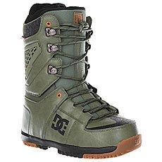 Ботинки для сноуборда DC Lynx Military Green