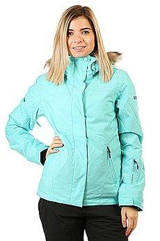 Куртка женская Roxy Jet Ski Text Blue Radiance