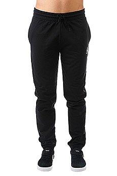 Штаны спортивные Le Coq Sportif Pant Bar Regular Light Br Black
