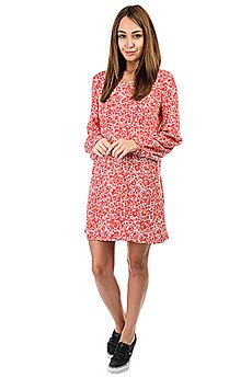 Платье женское Billabong Heart Strayed Dress Rad Red