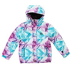 Куртка детская Rip Curl Enigma Printed Striking Purple