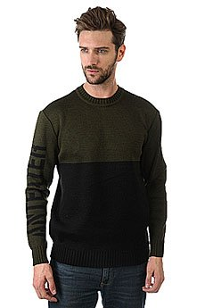 Свитер Anteater Sweater Black Haki