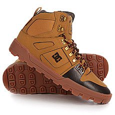 Ботинки высокие DC Spartan High Wr Boot Wheat/Turkish Coffee