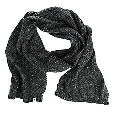 Шарф Rip Curl Neps Scarf Charcoal Grey