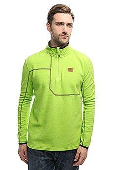 Толстовка классическая Rip Curl Polartec Micro Fleece Lime Green