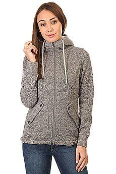 Толстовка классическая женская Rip Curl Active Heather Polar Fleece Frost Grey