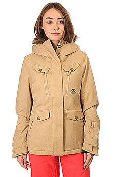 Куртка женская Rip Curl Chic Fancy Jkt Travertine