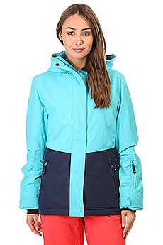 Куртка женская Rip Curl Betty Plain Jkt Scuba Blue