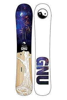 Сноуборд GNU Mullair C3 Ast
