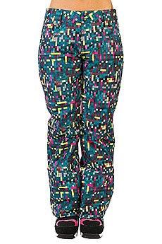 Штаны сноубордические женские Oakley Fit Insulated Pants Lightning Green