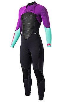 Гидрокостюм (Комбинезон) женский Mystic Star 5/4 D/L Fullsuit Purple
