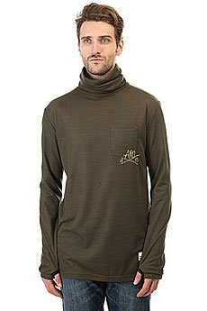 Термобелье (верх) Apo Cover Top Baselayer Olive Grey