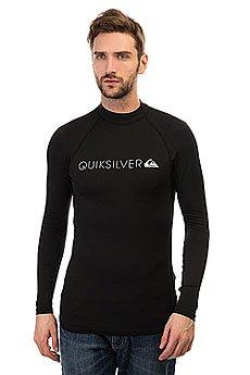 Гидрофутболка Quiksilver Heater Ls Black