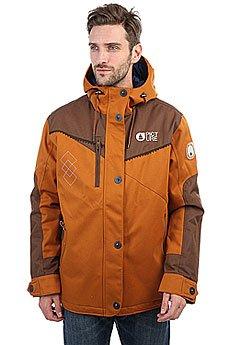 Куртка утепленная Picture Organic Number Real Brown