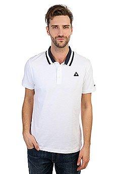 Поло Le Coq Sportif Arthur Ashe N°1 Optical White