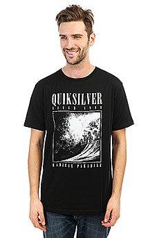 Футболка Quiksilver Bothsides Black