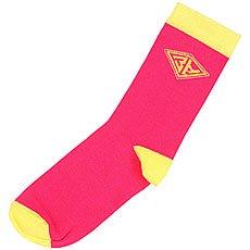 Носки средние женские Запорожец За Розовый