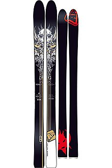 Горные лыжи Apo Freeride 189 Wyatt