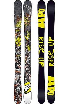 Горные лыжи детские Apo Sammy C Kid 105 Black/Yellow