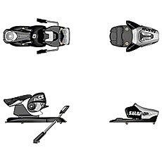 Крепления для лыж Salomon N C5 Easytrak B85 Black/White