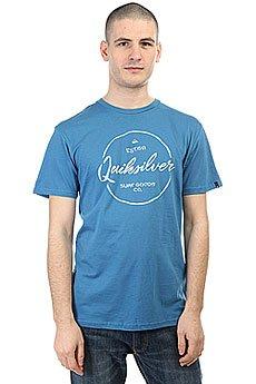 Футболка Quiksilver Silvered Vallarta Blue