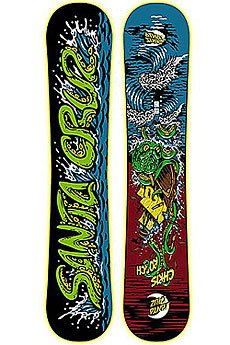 Сноуборд Santa Cruz Chris Roach Ghostship 156 Multicolor