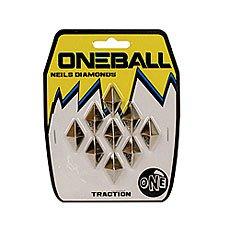Наклейки на сноуборд Oneball Traction - Neils Diamonds Assorted