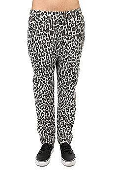 Штаны прямые женские Colour Wear Overlap Pant Grey Melange Leo